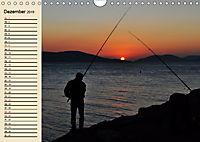 Faszination Angeln und Fischen (Wandkalender 2019 DIN A4 quer) - Produktdetailbild 12