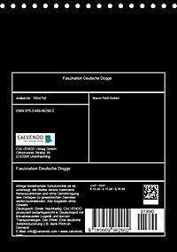 Faszination Deutsche Dogge (Tischkalender 2019 DIN A5 hoch) - Produktdetailbild 13