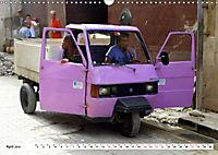 Faszination Dreirad - Kleintransporter in Havanna (Wandkalender 2019 DIN A3 quer) - Produktdetailbild 4