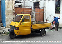 Faszination Dreirad - Kleintransporter in Havanna (Wandkalender 2019 DIN A3 quer) - Produktdetailbild 5