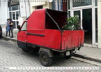 Faszination Dreirad - Kleintransporter in Havanna (Wandkalender 2019 DIN A3 quer) - Produktdetailbild 7