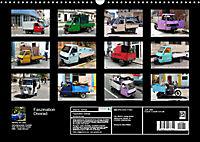 Faszination Dreirad - Kleintransporter in Havanna (Wandkalender 2019 DIN A3 quer) - Produktdetailbild 13