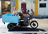 Faszination Dreirad - Kleintransporter in Havanna (Wandkalender 2019 DIN A3 quer) - Produktdetailbild 12