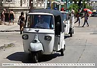 Faszination Dreirad - Kleintransporter in Havanna (Tischkalender 2019 DIN A5 quer) - Produktdetailbild 9