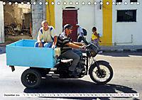 Faszination Dreirad - Kleintransporter in Havanna (Tischkalender 2019 DIN A5 quer) - Produktdetailbild 12