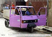 Faszination Dreirad - Kleintransporter in Havanna (Wandkalender 2019 DIN A4 quer) - Produktdetailbild 4