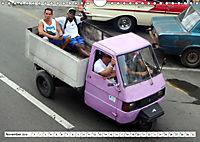 Faszination Dreirad - Kleintransporter in Havanna (Wandkalender 2019 DIN A4 quer) - Produktdetailbild 11