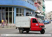 Faszination Dreirad - Kleintransporter in Havanna (Wandkalender 2019 DIN A2 quer) - Produktdetailbild 1