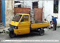 Faszination Dreirad - Kleintransporter in Havanna (Wandkalender 2019 DIN A2 quer) - Produktdetailbild 5