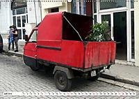 Faszination Dreirad - Kleintransporter in Havanna (Wandkalender 2019 DIN A2 quer) - Produktdetailbild 7
