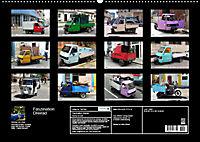 Faszination Dreirad - Kleintransporter in Havanna (Wandkalender 2019 DIN A2 quer) - Produktdetailbild 13