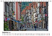 Faszination Fachwerk - an Weser und Ilme (Tischkalender 2019 DIN A5 quer) - Produktdetailbild 9