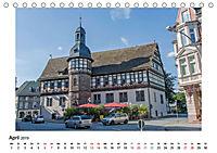 Faszination Fachwerk - an Weser und Ilme (Tischkalender 2019 DIN A5 quer) - Produktdetailbild 4