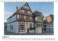 Faszination Fachwerk - an Weser und Ilme (Tischkalender 2019 DIN A5 quer) - Produktdetailbild 8