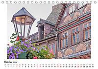 Faszination Fachwerk - an Weser und Ilme (Tischkalender 2019 DIN A5 quer) - Produktdetailbild 10