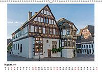 Faszination Fachwerk - an Weser und Ilme (Wandkalender 2019 DIN A3 quer) - Produktdetailbild 8