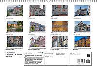 Faszination Fachwerk - an Weser und Ilme (Wandkalender 2019 DIN A3 quer) - Produktdetailbild 13