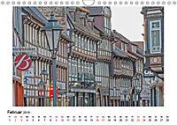 Faszination Fachwerk - an Weser und Ilme (Wandkalender 2019 DIN A4 quer) - Produktdetailbild 2