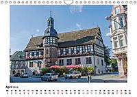 Faszination Fachwerk - an Weser und Ilme (Wandkalender 2019 DIN A4 quer) - Produktdetailbild 4