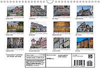 Faszination Fachwerk - an Weser und Ilme (Wandkalender 2019 DIN A4 quer) - Produktdetailbild 13