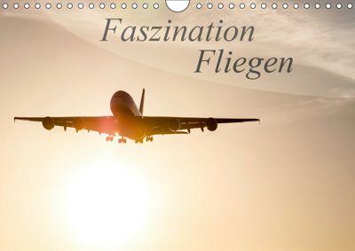 Faszination Fliegen (Wandkalender 2019 DIN A4 quer), Tom Estorf