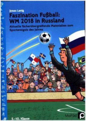 Faszination Fussball Spezial: WM 2018 in Russland, Jonas Lanig