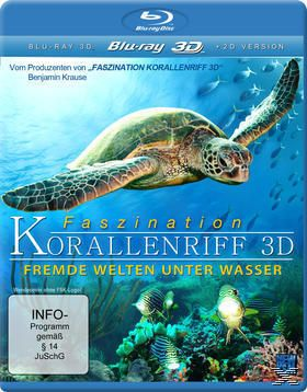 Faszination Korallenriff 3D - Fremde Welten unter Wasser, N, A