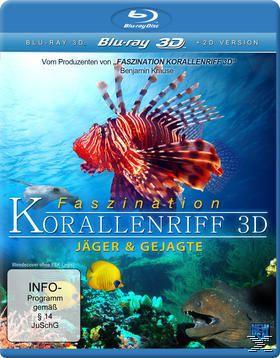 Faszination Korallenriff 3D - Jäger und Gejagte, N, A