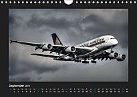 Faszination Luftfahrt (Wandkalender 2019 DIN A4 quer) - Produktdetailbild 9