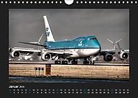 Faszination Luftfahrt (Wandkalender 2019 DIN A4 quer) - Produktdetailbild 1