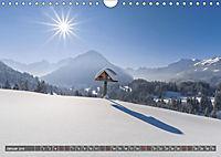 Faszination Oberallgäu (Wandkalender 2019 DIN A4 quer) - Produktdetailbild 1