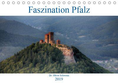 Faszination Pfalz (Tischkalender 2019 DIN A5 quer), Oliver Schwenn, Dr. Oliver Schwenn