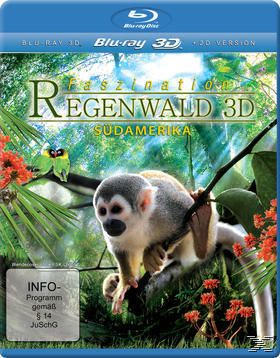 Faszination Regenwald 3D, N, A