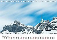 Faszination SäntisCH-Version (Tischkalender 2019 DIN A5 quer) - Produktdetailbild 1