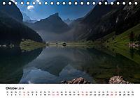 Faszination SäntisCH-Version (Tischkalender 2019 DIN A5 quer) - Produktdetailbild 10
