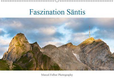 Faszination SäntisCH-Version (Wandkalender 2019 DIN A2 quer), Marcel Felber