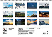 Faszination SäntisCH-Version (Wandkalender 2019 DIN A2 quer) - Produktdetailbild 13