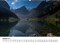 Faszination SäntisCH-Version (Wandkalender 2019 DIN A2 quer) - Produktdetailbild 10