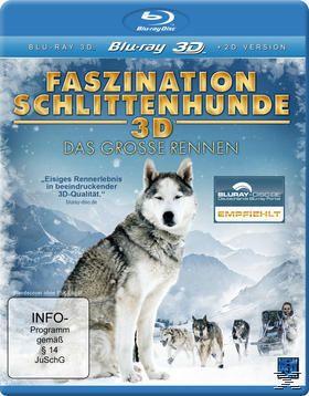 Faszination Schlittenhunde 3D, N, A
