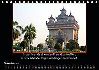 Faszination Südostasien (Tischkalender 2019 DIN A5 quer) - Produktdetailbild 11