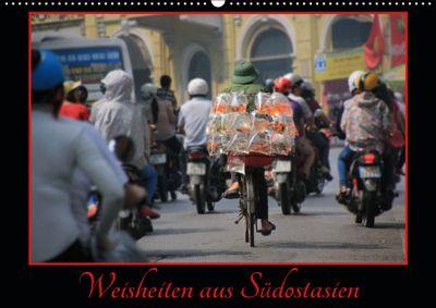 Faszination Südostasien (Wandkalender 2019 DIN A2 quer), Raphaela Tesch