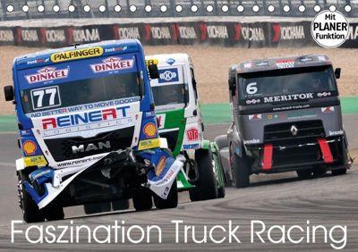 Faszination Truck Racing (Tischkalender 2019 DIN A5 quer), Dieter-M. Wilczek