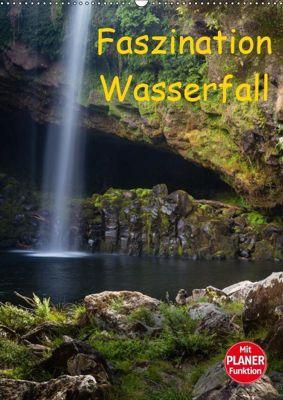 Faszination Wasserfall (Wandkalender 2019 DIN A2 hoch), Thomas Klinder