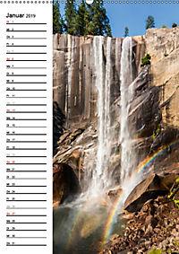 Faszination Wasserfall (Wandkalender 2019 DIN A2 hoch) - Produktdetailbild 1