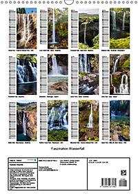 Faszination Wasserfall (Wandkalender 2019 DIN A3 hoch) - Produktdetailbild 13