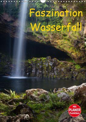 Faszination Wasserfall (Wandkalender 2019 DIN A3 hoch), Thomas Klinder