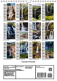 Faszination Wasserfall (Wandkalender 2019 DIN A4 hoch) - Produktdetailbild 13