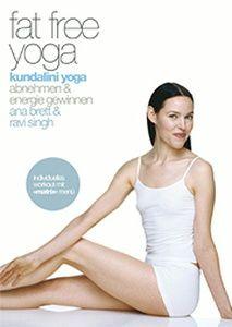 Fat Free Yoga - Kundalini Yoga, Ana Brett, Ravi Singh