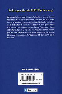 Fatburner, Die 100 besten ALDI-Rezepte - Produktdetailbild 2