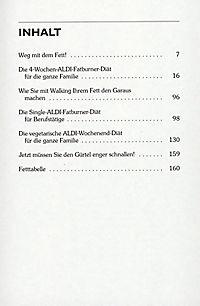Fatburner, Die 100 besten ALDI-Rezepte - Produktdetailbild 3